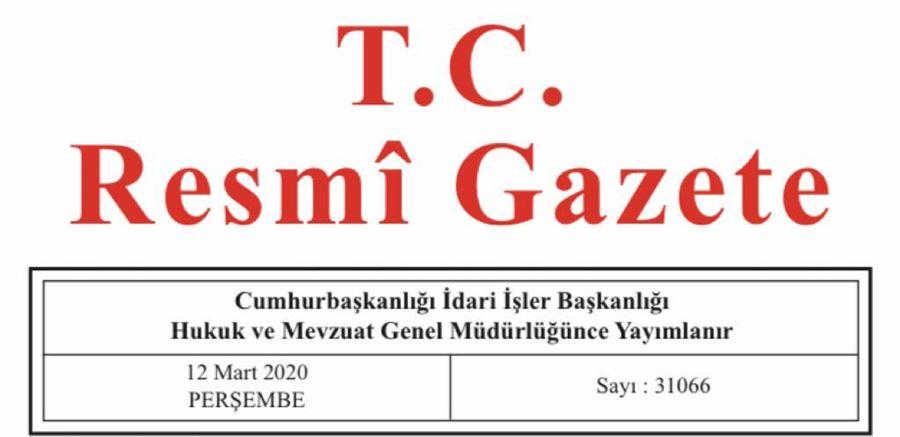 7223 Sayılı Ürün Güvenliği ve Teknik Düzenlemeler Kanunu yasalaştı.
